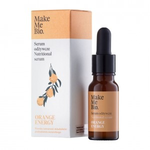 Orange Energy serum z wodą pomarańczową Make Me Bio
